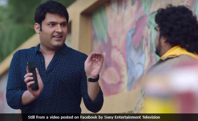 Seen The teaser Of Kapil Sharma's New Show Yet?