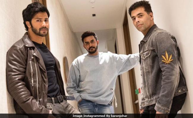 Trending: Varun Dhawan's New Film Rannbhoomi, To Be Produced By Karan Johar