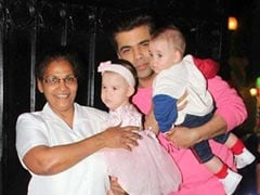 How Karan Johar Plans To Celebrate His Twins Roohi And Yash's First Birthday