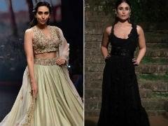 Lakme Fashion Week 2018: Sisters Kareena And Karisma Kapoor Make Final Day Extra Glam