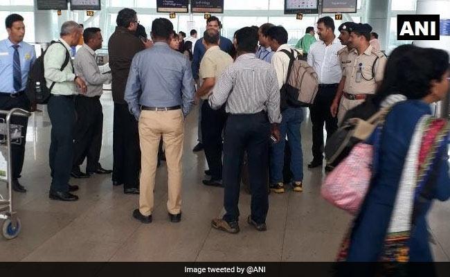 INX Media Case Highlights: Karti Chidambaram, Arrested Today, Reaches Delhi, Says Will Be Vindicated