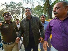"""Am Not Hindustan Leaver"": Karti Chidambaram's Dig At Government In Court"
