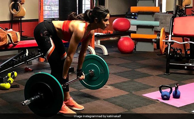Know All About Powerlifting, Katrina