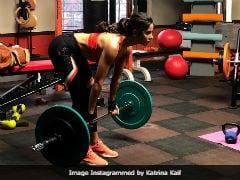 Inside Katrina Kaif's Gym Sessions