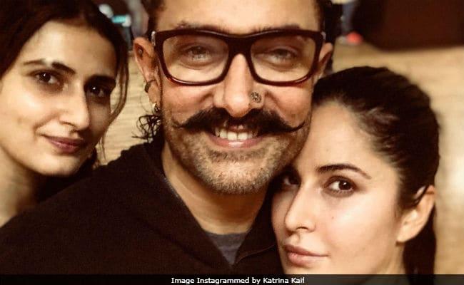 Aamir dating fatima