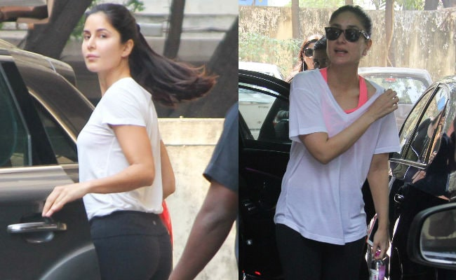 Keeping Up With Katrina Kaif And Kareena Kapoor At The Gym
