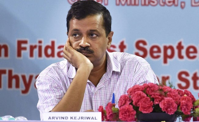 Arvind Kejriwal's Anniversary Ad Stuck Over 'Unseen Forces' Reference
