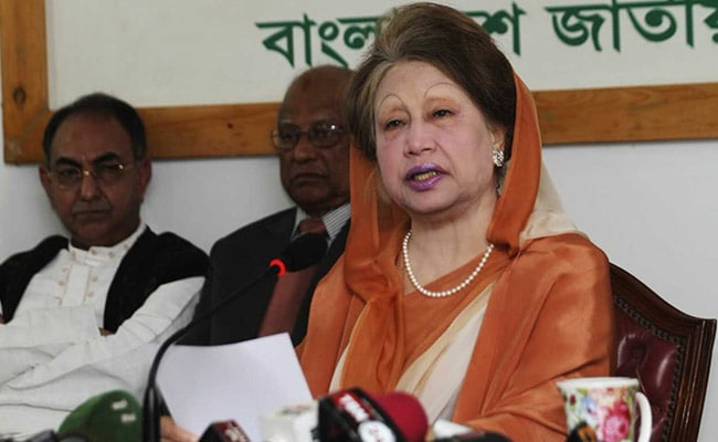 Bangladesh Opposition Leader Khaleda Zia Barred From Elections: Official