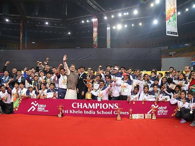 Khelo India Games: Haryana Emerge Champions, Overtake Maharashtra On Final Day
