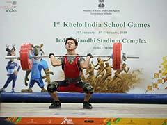 Maharashtra Lifters Shine At Khelo India Games