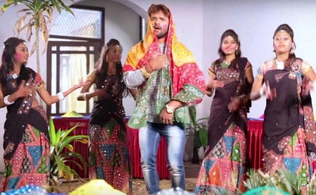 Bhojpuri Viral Video: होली पर बोली ये गोरी, कब आएंगे बलमा