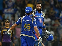 IPL: Emotional Kieron Pollard Thanks Mumbai Indians For