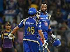 IPL: Emotional Kieron Pollard Thanks Mumbai Indians For