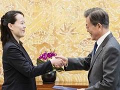 Kim Jong Un Invites South Korea's Moon To Pyongyang