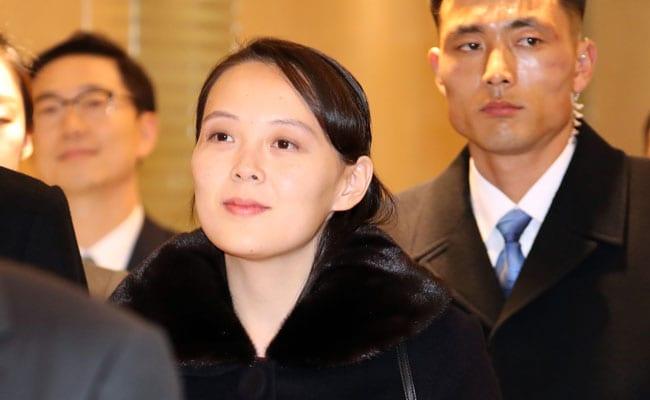 Kim Jong Un's Sister Demands South Korea Drop 'Hostile Policies': Report