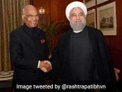 India, Iran Sign Agreement For Avoidance Of Double Taxation On Rouhani's Visit