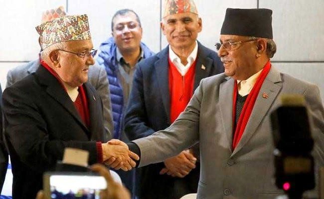 Nepal Leader KP Sharma Oli To 'Balance China, India' As New Prime Minister