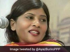 Pak Party Nominates Hindu Woman From Thar To Contest As Senator