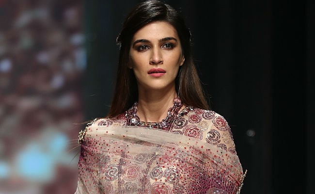 Kriti Sanon On How To Deal With People Who 'Pull You Down'