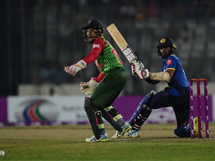 1st T20I: Kusal Mendis Stars As Sri Lanka Thrash Bangladesh By Six Wickets