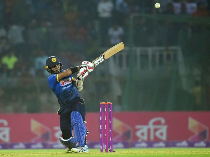 Kusal Mendis Drives Sri Lanka To T20I Series Sweep Against Bangladesh
