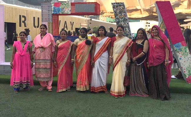Accepting Challenges And Earning Their Stripes - Story Of How Silai School Women Reached The Lakme Fashion Week