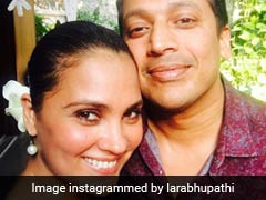 Lara Dutta Wins Valentine's Day, Reveals Just How Ace Husband Mahesh Bhupathi Is