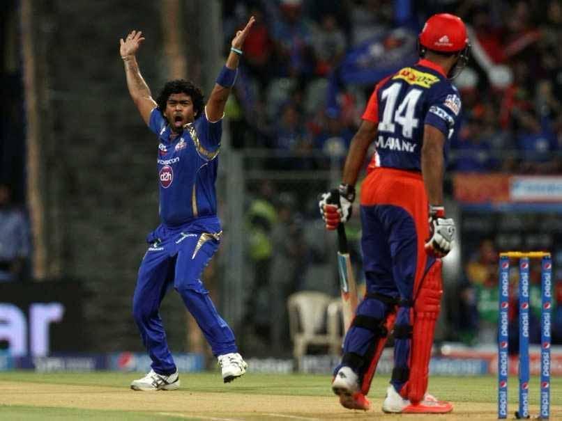 IPL 11: Lasith Malinga Named Mumbai Indians