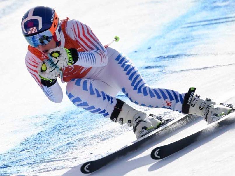 Winter Olympics: US Ski Star Lindsey Vonn