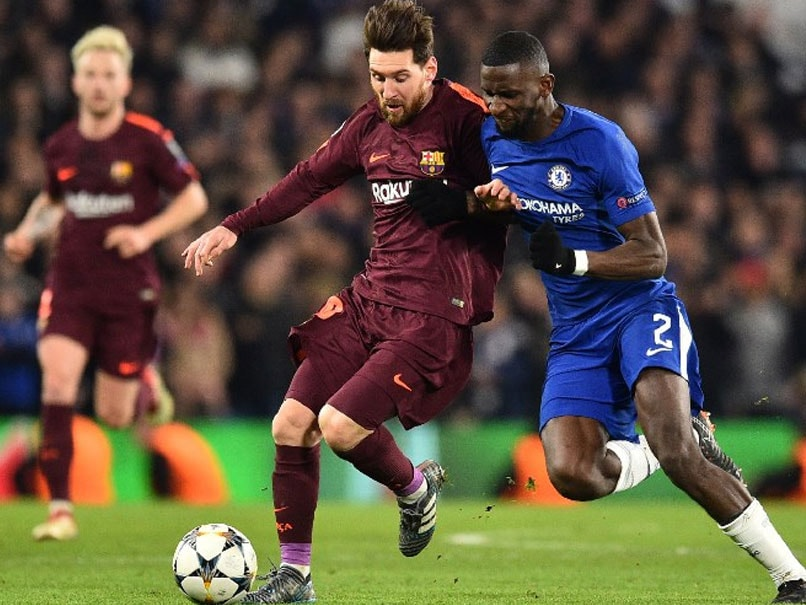 Champions League: Lionel Messi Ends Chelsea Drought To Give Barcelona Last-16 Edge