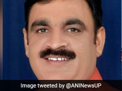 Uttar Pradesh BJP Legislator Lokendra Singh Killed In Road Accident