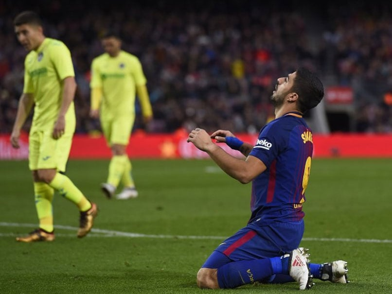 La Liga: Barcelona Frustrated In Goalless Draw With Getafe