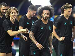 Real Madrid Confirms Injuries To Marcelo, Luka Modric