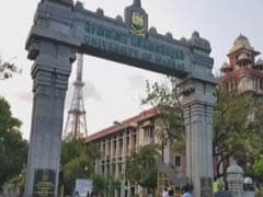 Madras University Cancels Exams Scheduled For Tomorrow