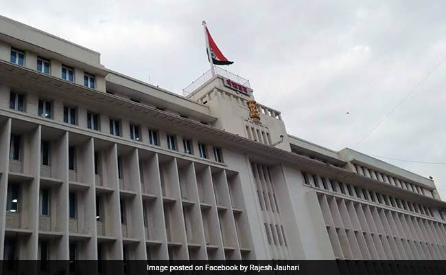 Woman Tries To Set Herself On Fire Outside Maharashtra Secretariat
