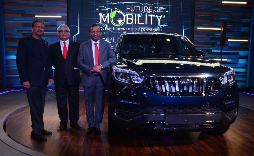 Auto Expo 2018: Mahindra hasn't revealed the new brand name for the SsangYong Rexton