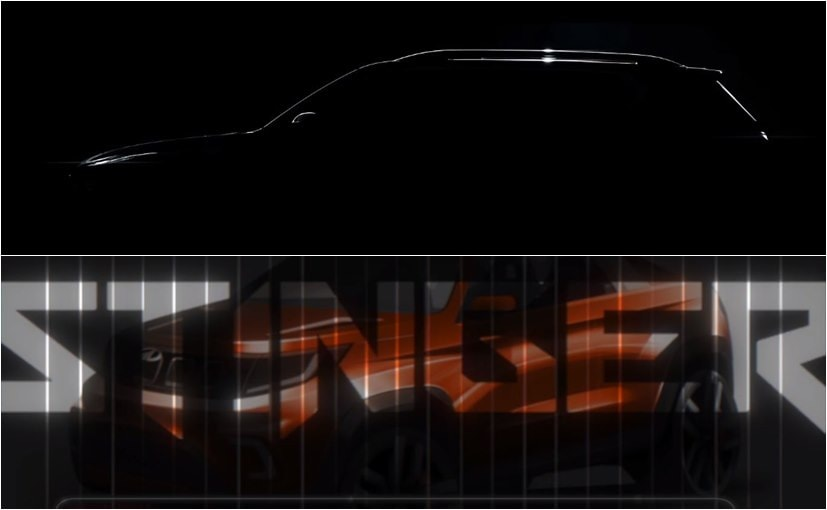 Auto Expo 2018 Mahindra Teases New High End Luxury Suv And Stinger