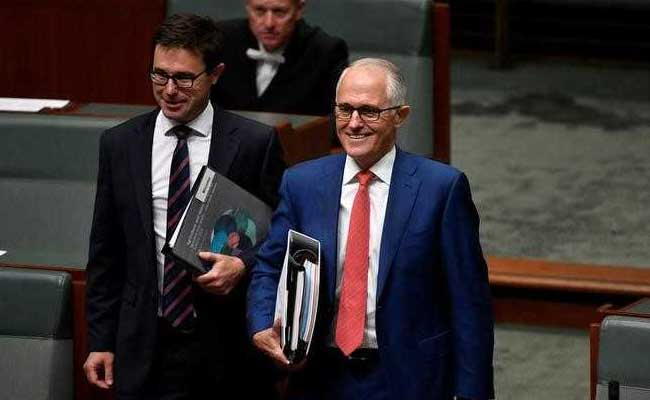 malcolm turnbull reuters