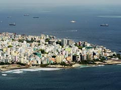 Crisis-Hit Maldives Accuses India Of