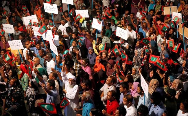 Amid Deepening Crisis, US Urges Maldives To Respect Democracy