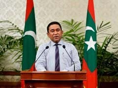 """Yameen Tried To Play India Against China As Puppet Master"": Maldives Minister"