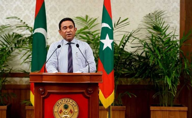 Maldives president accuses judges of plotting to overthrow him