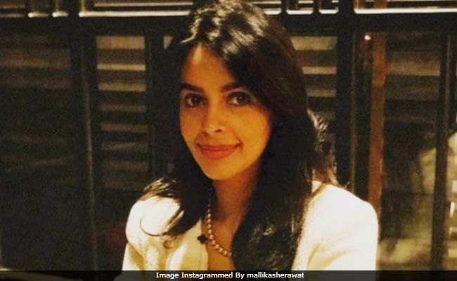 Mallika Sherawat Hopes For 'Positive Response' From Sushma Swaraj After Tweeting Her