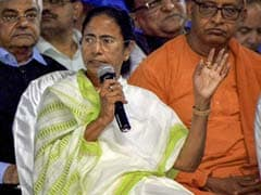 BJP's '<i>Acche Din</i>' Means Snatching People's Money, Defrauding Banks: Mamata Banerjee