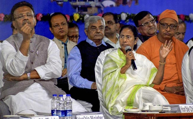 All Regional Parties Join Hands To Defeat BJP In 2019: Mamata Banerjee