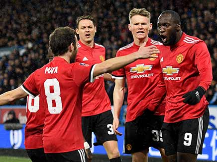 FA Cup Quarter-Final Draw: Manchester United Host Brighton, Leicester Take On Chelsea