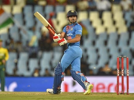India Vs South Africa: Manish Pandey