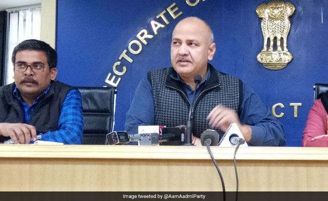 Aam Aadmi Party To Launch 'Mission Buniyaad' To Fix Learning Crisis In Delhi Schools