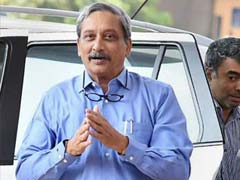 Manohar Parrikar Presents Goa Budget Hours After Leaving Mumbai Hospital