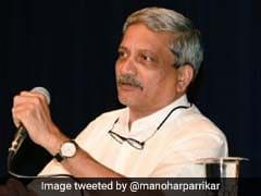 इमरजेंसी को लेकर पर्रिकर ने किया ट्वीट, 'आपातकाल भारत के इतिहास का काला अध्याय'